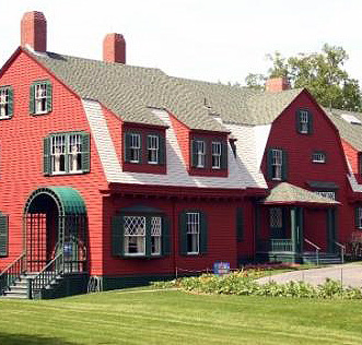 Roosevelt Estate Campobello